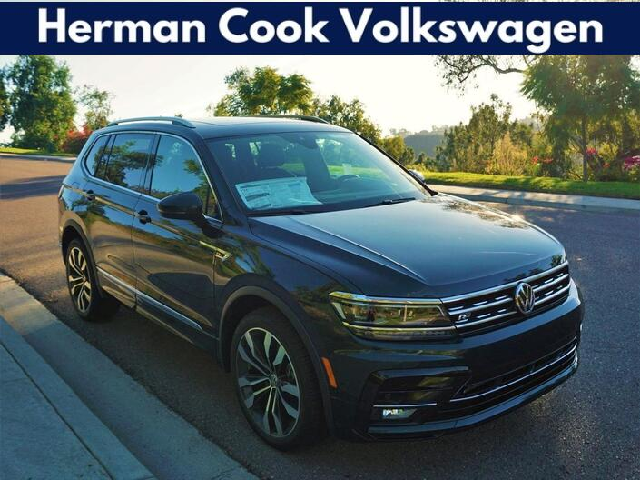2019 Volkswagen Tiguan SEL Premium R-Line Encinitas CA