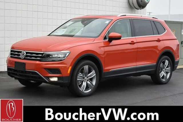 New Volkswagen Tiguan Lease And Finance Specials In Racine Wi