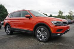 Volkswagen Tiguan SEL Premium with 4MOTION® Pittsburgh PA