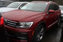 Volkswagen Tiguan SEL R-LINE W/ 3RD ROW SEATS  13% OFF OF MSRP 2019