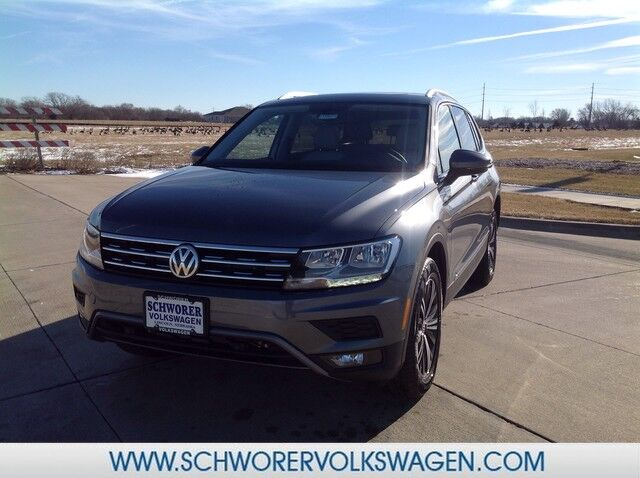 2019 Volkswagen Tiguan Sel With 4motion Lincoln Ne