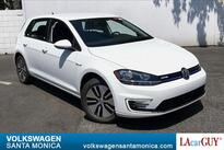 Volkswagen e-Golf 4-Door SE 2019