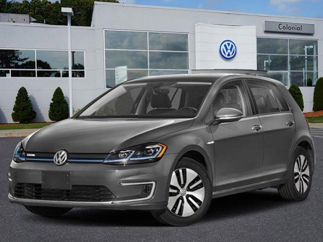 2019 Volkswagen e-Golf 4-Door SE
