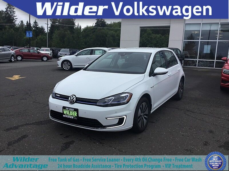 2019 Volkswagen e-Golf 4d Hatchback SEL Premium Port Angeles WA