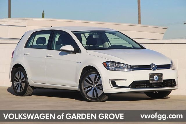 2019 Volkswagen e-Golf Electric SE