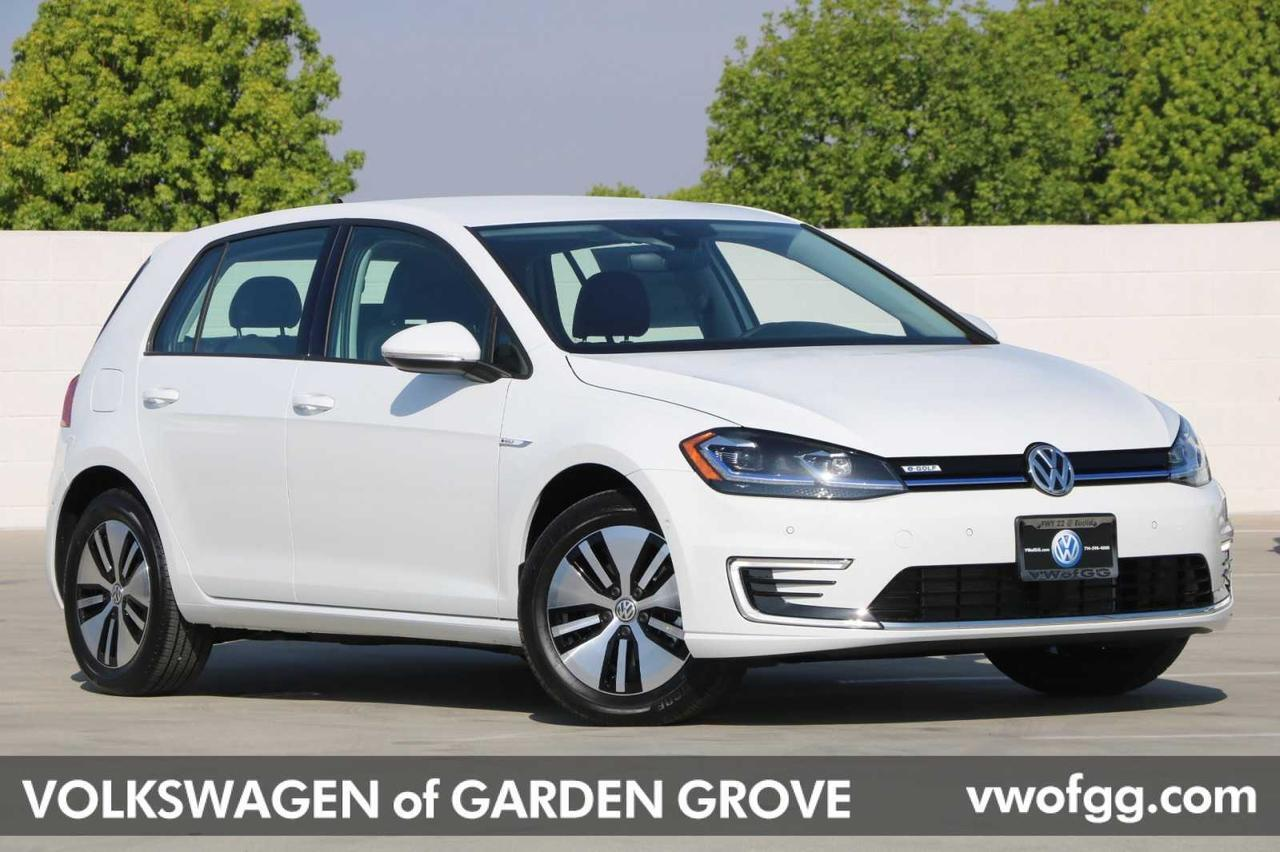 2019 Volkswagen e-Golf Electric SEL Premium