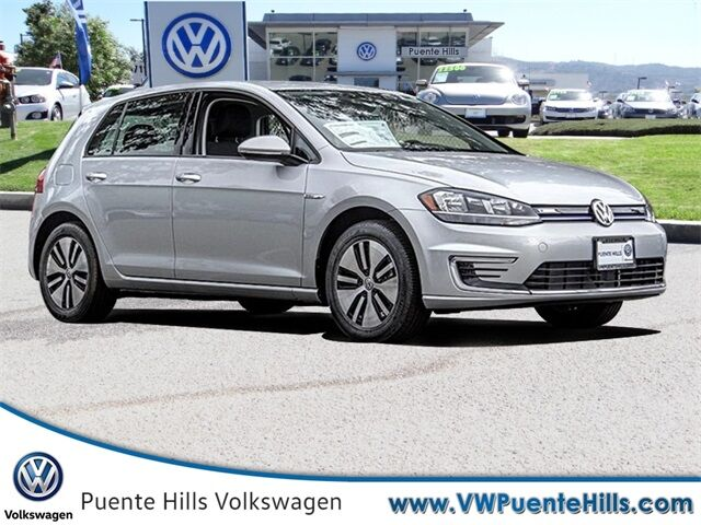 2019 Volkswagen e-Golf SE City of Industry CA