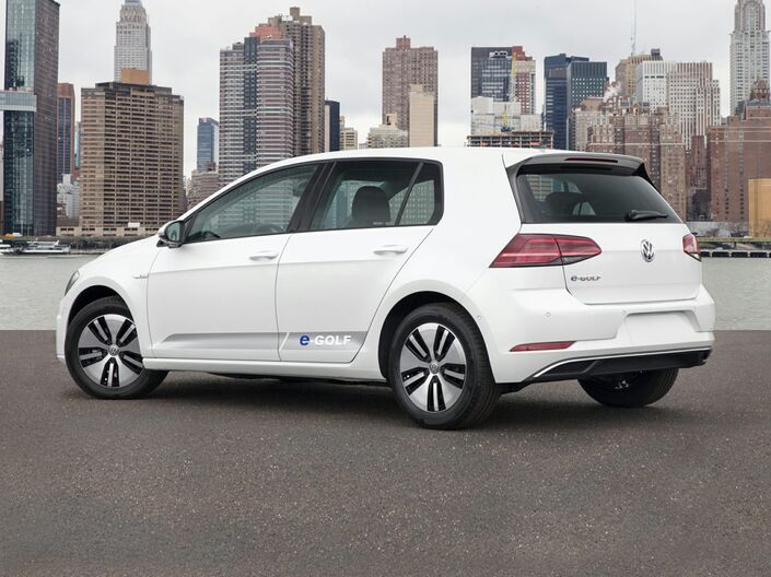 2019 Volkswagen e-Golf SE Morris County NJ