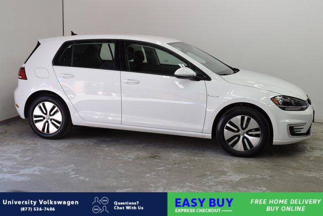 2019 Volkswagen e-Golf SE Seattle WA