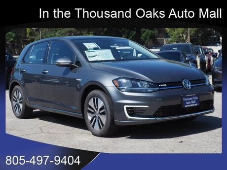 2019 Volkswagen e-Golf SE Thousand Oaks CA