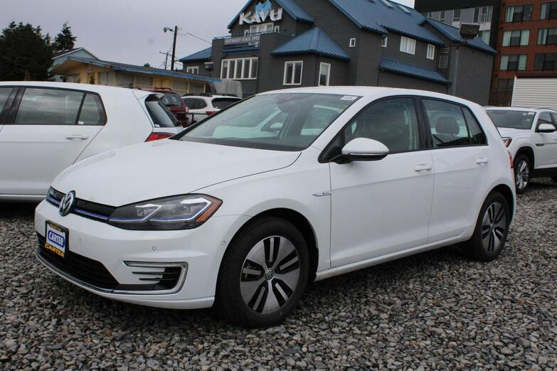 2019 Volkswagen e-Golf SEL Premium ** VW CLEARANCE SALE** Seattle WA