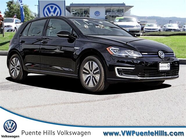 2019 Volkswagen e-Golf SEL Premium City of Industry CA