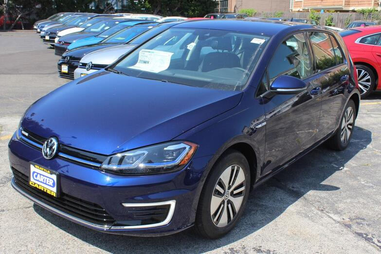 2019 Volkswagen e-Golf SEL Premium **Eligible for WA. State Sales Tax EXEMPTION** Seattle WA