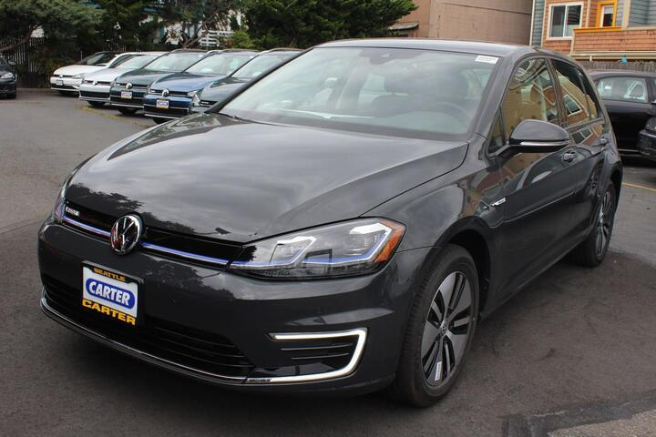 Seattle Wa Sales Tax >> Vehicle Details 2019 Volkswagen E Golf At Carter