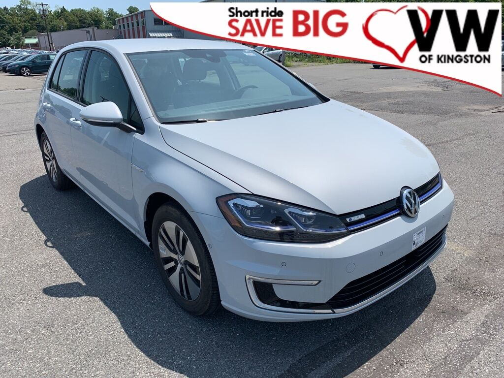 2019_Volkswagen_e-Golf_SEL Premium_ Kingston NY
