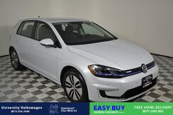 2019_Volkswagen_e-Golf_SEL Premium_ Seattle WA