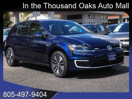 2019 Volkswagen e-Golf SEL Premium Thousand Oaks CA