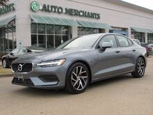 2019_Volvo_S60_T6 Momentum AWD*BACKUP CAM,BLIND SPOT MONITOR,PARKING AID,NAVIGATION,UNDER FACTORY WARRANTY!_ Plano TX