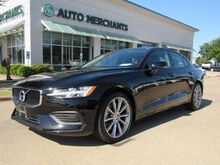 2019_Volvo_S60_T6 Momentum AWD,**Panoramic Roof**Apple Car Play**Leather Seats,Adaptive Cruise Control_ Plano TX