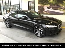 2019_Volvo_S60_T6 R-Design_ Raleigh NC