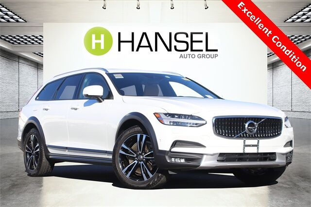 2019 Volvo V90 Cross Country T5 Santa Rosa CA