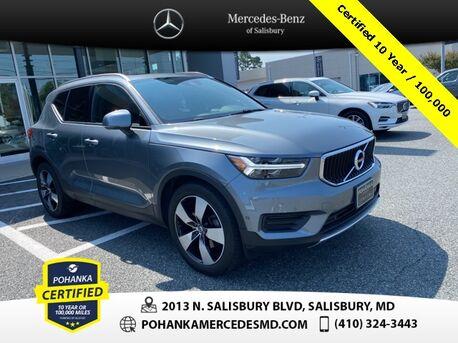 2019_Volvo_XC40_Momentum ** Pohanka Certified 10 year / 100,000 **_ Salisbury MD