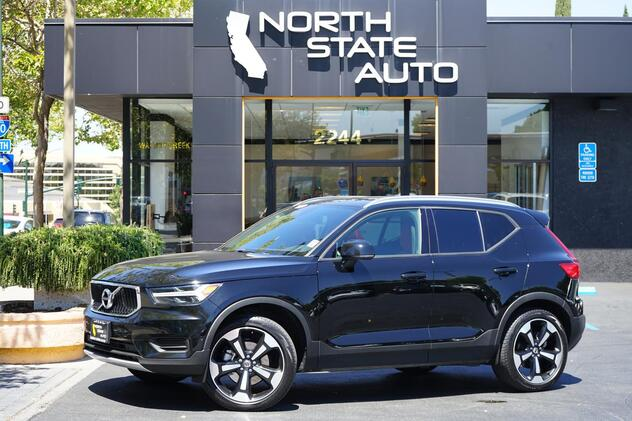 2019_Volvo_XC40_Momentum_ Walnut Creek CA
