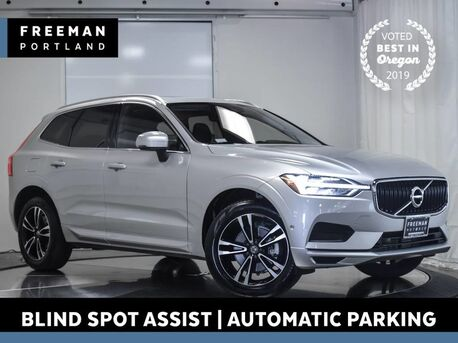 2019_Volvo_XC60_Momentum AWD Blind Spot Assist Automatic Parking_ Portland OR
