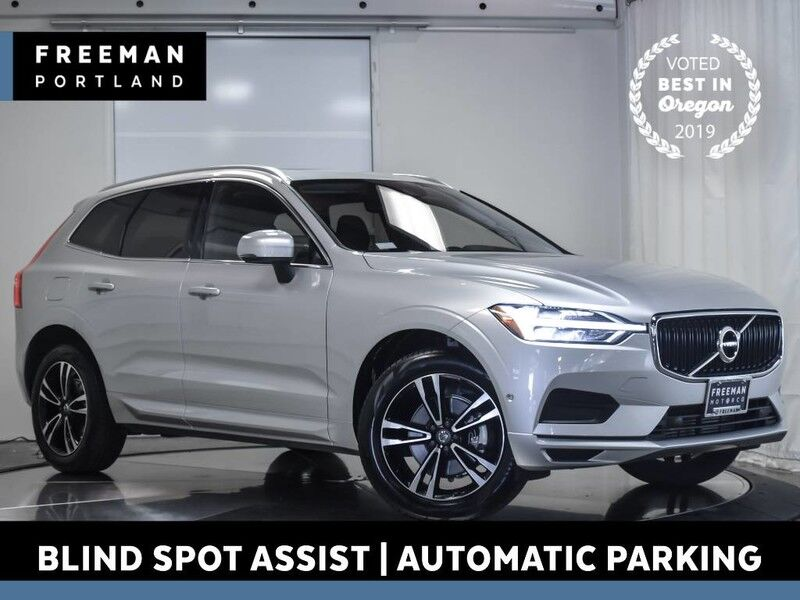 2019 Volvo XC60 Momentum AWD Blind Spot Assist Automatic Parking Portland OR