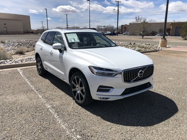2019_Volvo_XC60_T5 Inscription_ Santa Fe NM