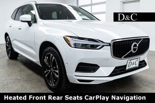 2019 Volvo XC60 T5 Momentum Heated Front Rear Seats CarPlay Navigation