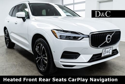 2019 Volvo XC60 T5 Momentum Heated Front Rear Seats CarPlay Navigation Portland OR