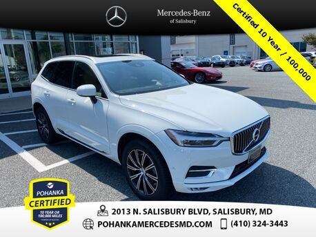 2019_Volvo_XC60_T6 Inscription ** Pohanka Certified 10 year / 100,000 **_ Salisbury MD