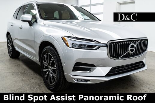 2019 Volvo XC60 T6 Inscription Blind Spot Assist Panoramic Roof Portland OR