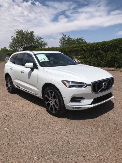 2019_Volvo_XC60_T6 Inscription_ Santa Fe NM