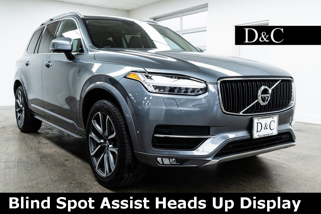 2019 Volvo XC90 T5 Momentum Blind Spot Assist Heads Up Display Portland OR