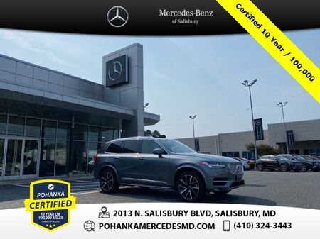 2019_Volvo_XC90_T6 Inscription AWD ** Pohanka Certified 10 Year / 100,000  **_ Salisbury MD