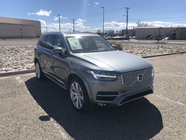 2019_Volvo_XC90_T6 Inscription_ Santa Fe NM
