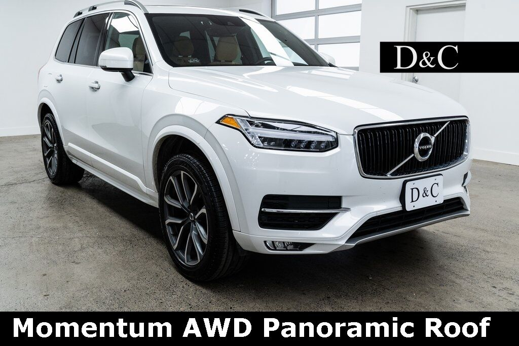 2019 Volvo XC90 T6 Momentum AWD Panoramic Roof Portland OR