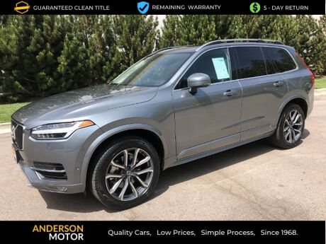 2019 Volvo XC90 T6 Momentum AWD Salt Lake City UT