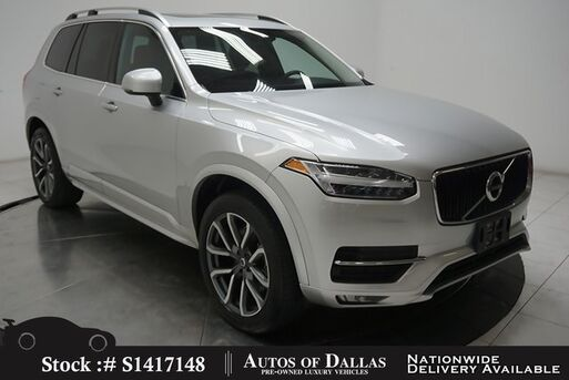 2019_Volvo_XC90_T6 Momentum CAM,PANO,HTD STS,BLND SPOT,3RD ROW_ Plano TX