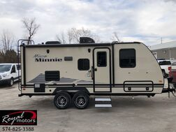 2019_Winnebago_2018DS_Micro Minnie Travel Trailer_ Middlebury IN