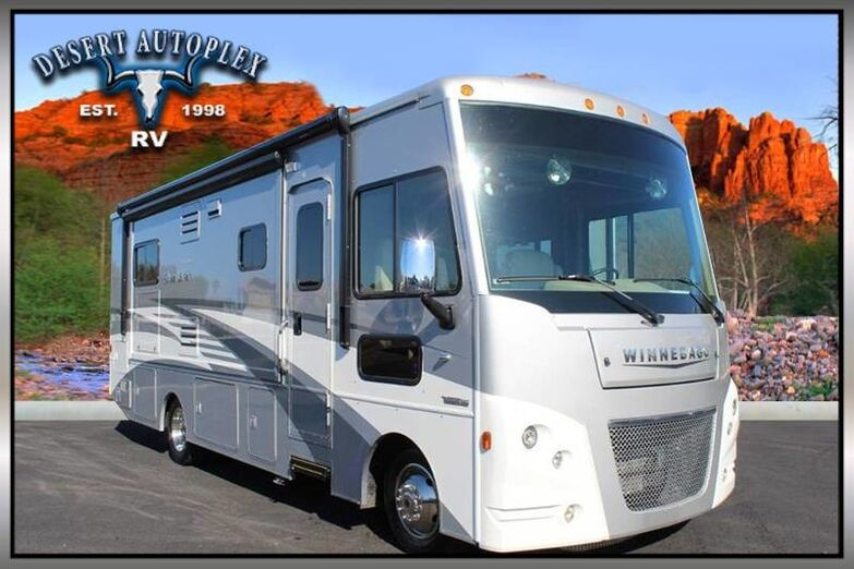 2019 Winnebago Adventurer 27N Triple Slide Class A RV Treated w/Cilajet Anti-Microbial Fog Mesa AZ