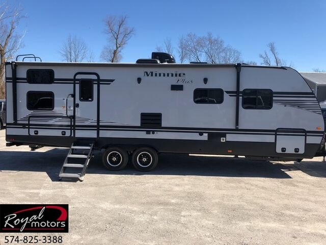 2019 Winnebago MINNE PLUS 27BHSS TRAVEL TRAILER Middlebury IN
