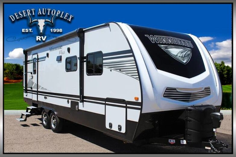 2019 Winnebago Minnie Plus 26RBSS Single Slide Travel Trailer Mesa AZ