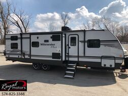 2019_Winnebago_Minnie Plus 29DDBH_Travel Trailer_ Middlebury IN