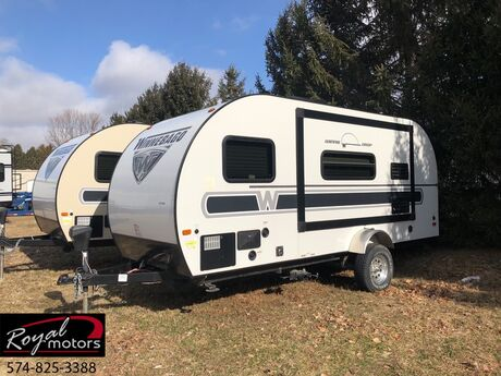2019 Winnebago MinnieDrop MD1790 TRAVEL TRAILER Middlebury IN