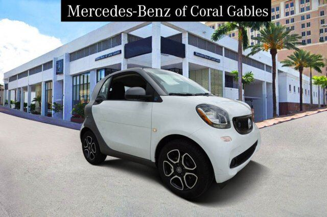 2019 smart EQ fortwo passion Cutler Bay FL