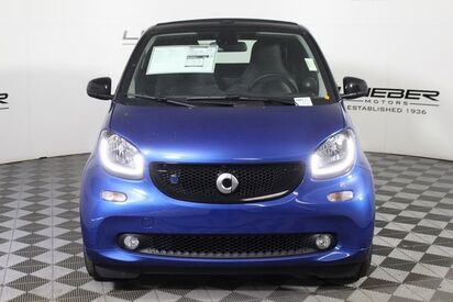 2019 smart Fortwo Prime