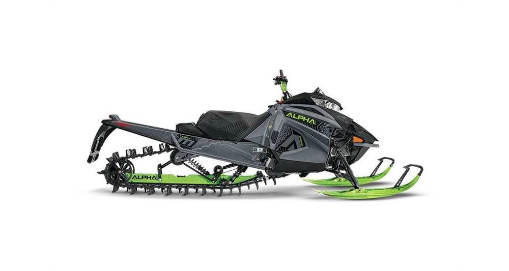 2020 ARCTIC CAT M6000 MOUNTAIN CAT ALPHA ONE SNOWMOBILE Swift Current SK